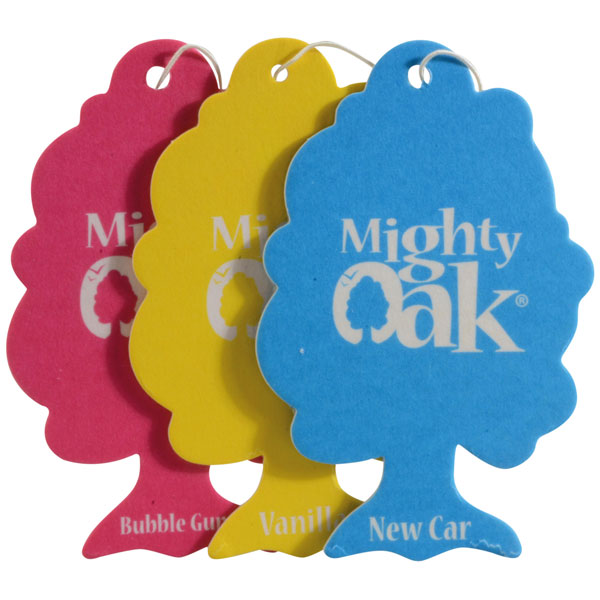CarPlan OAK003 Mighty Oak Air Freshener - Triple Pack